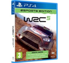 Techland WRC 5 Esports Edition PS4