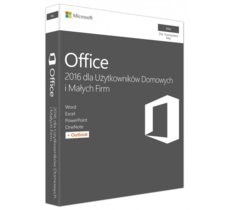 Microsoft Office Mac 2016 Home & Business ENG 32-bit/x64 P2  W6F-00952. Stare SKU: W6F-00550