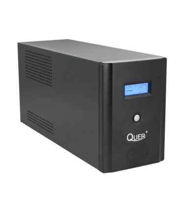 QUER UPS MODEL MICROPOWER2400 OFFLINE 2400VA/1400W