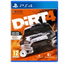 Techland Gra PS4 Dirt 4
