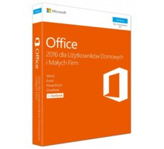 Microsoft Office 2016 Home & Business ENG Win 32-bit/x64 P2  T5D-02826. Stare SKU: T5D-02374