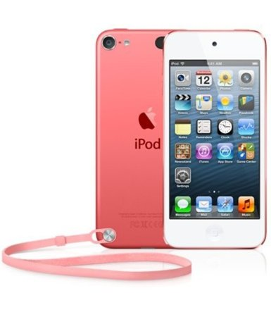 Apple iPOD TOUCH 32GB RÓŻOWY MC903RP/A