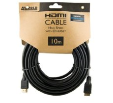 4world 4W Kabel HDMI High Speed z Ethernetem  (v1.4), 10m