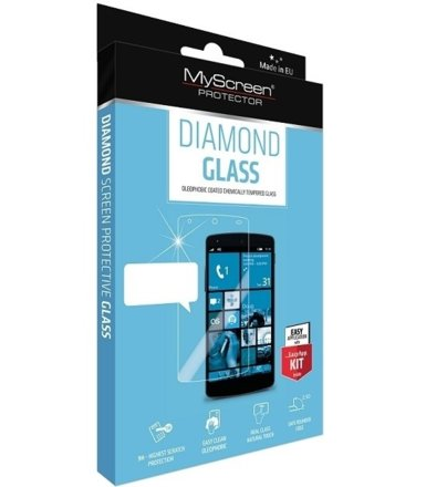 Diamond MSP Szkło do APPLE iPhone 4/4S