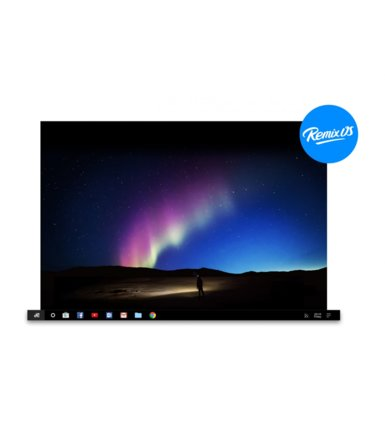 Evolveo ANROID BOX Q5 4K Remix OS ANDROID PC