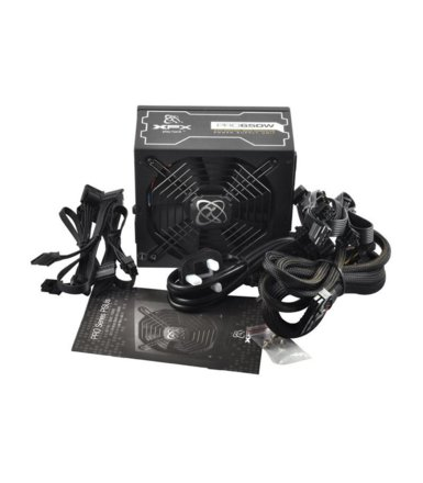 XFX XXX 650W Modular (80+ Bronze, 4xPEG, 135mm, Single Rail)