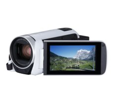 Canon Video HF R806 WHT 1960C013AA