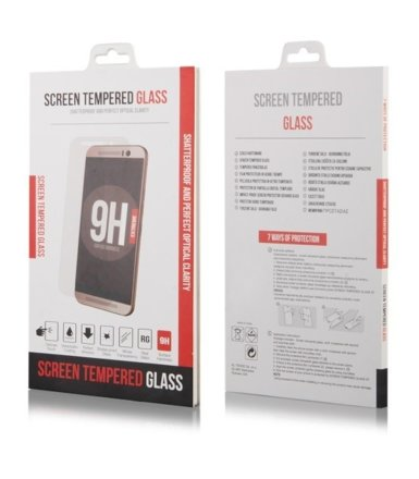 Global Technology TEMPERED GLASS LG LEON