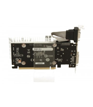 Gigabyte GeForce CUDA GT730 2GB DDR3 PCI-E 64BIT 2DVI/HDMI/DSUB BOX