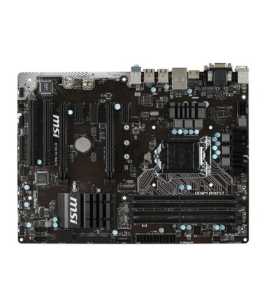 MSI B150 PC MATE s1151 B150 4DDR4 USB3 ATX