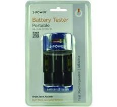 2-Power Tester Baterii AA/AAA/C /D/9V 2-Power
