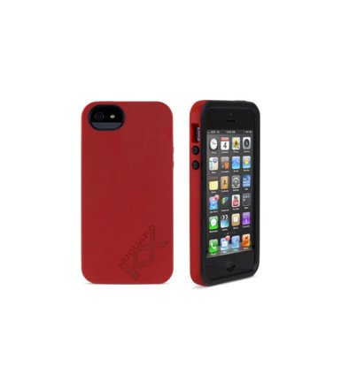 OWC Newer Technology etui NuGuard KX iPhone 5 antishock Roulette Red