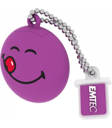 Emtec Pendrive 8GB Smilley World Yum Yum SW101