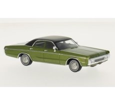 Dodge Polara Sedan 1972 (metallic grey)