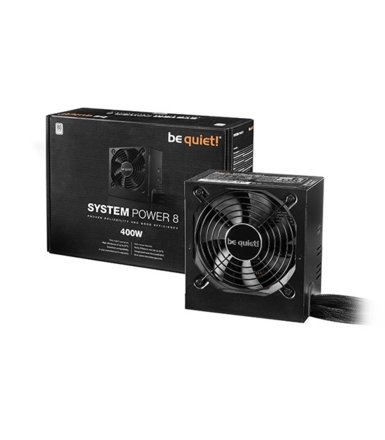 Be quiet! System Power 8 400W 80+ 120mm  BN240