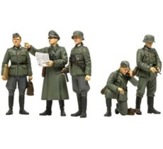 German Field Commander Set