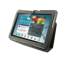 4world ETUI DO GALAXY TAB 2 10''ULTRA SLIM SZARE