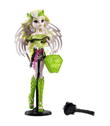 Mattel MONSTER HIGH Upiorki świata Batsy