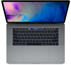 Apple MacBook Pro 15 Touch Bar. 2.4GHz i9/32GB/512GB/RP560X - Space Grey MV912ZE/A/P1/R1