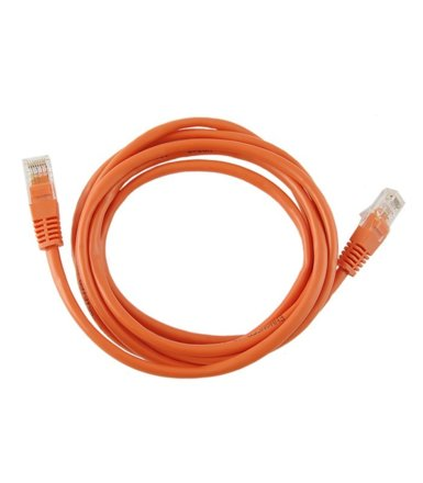 Qoltec 1.8m patchcord crossover CAT5E