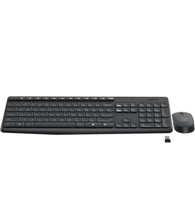 Logitech MK235 Wireless Desktop       920-007931
