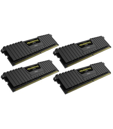 Corsair DDR4 Vengeance LPX 16GB /2666 (4*4GB) CL15-17-17-35