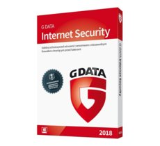 G DATA InternetSecurity UPGRADE 2PC 1Y BOX