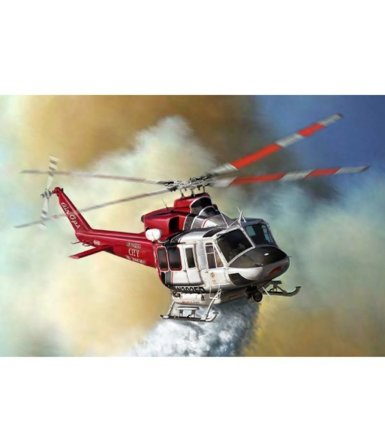 Bell 412 lafd