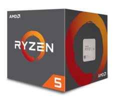 AMD Ryzen 5 1500X 3,5GH AM4 YD150XBBAEBOX