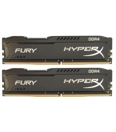 HyperX DDR4 HyperX Fury Black 8GB/2666(2*4GB) CL15