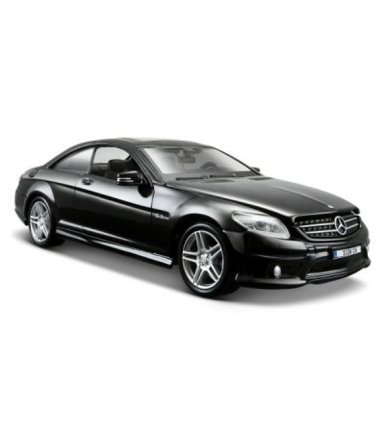 Model metalowy Mercedes Benz CL63 AMG