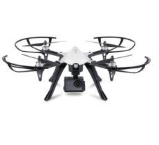 OVERMAX DRON X-BEE 8.0 WIFI KAM 4K, ZASIĘG DO 500m