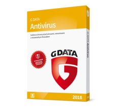 G DATA AntiVirus BOX 3PC 1ROK
