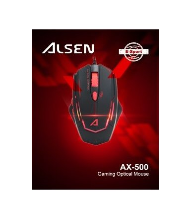 A-team AX500 - mysz gaming