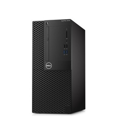 Dell Optiplex 3050MT Win10Pro i5-7500/256GB SSD/8GB/DVDRW/HD630/MS116/KB216/3Y NBD