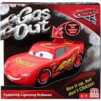 Mattel Gra Gas Out Cars 3