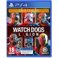 UbiSoft Gra PS4 Watch Dogs Legion Gold