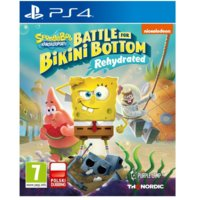 KOCH Gra PS4 SpongeBob Square Pants Battle for Bikini Bottom         Rehydrated
