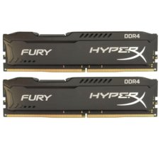 HyperX DDR4 HyperX Fury Black 8GB/2400(2*4GB) CL15