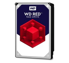 Western Digital Red 8TB 3,5'' 256MB SATAIII/5400rpm