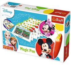 Gra Magic Pen - Disney