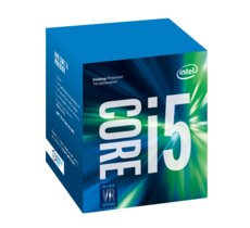 Intel CPU Core i5-7600 BOX 3.50GHz, 1151, VGA