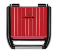 Russell Hobbs Grill George Foreman Family Steel 25040-56 czerwony