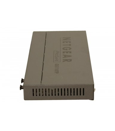 Netgear Switch Smart 8xGE 2xSFP (8xPoE) - GS110TP