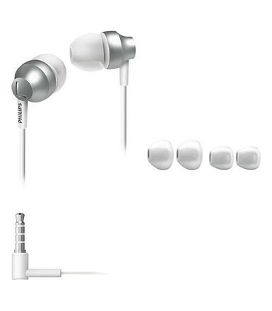 Philips SHE3850 silver