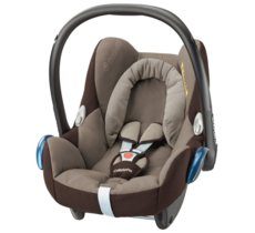 Maxi Cosi Fotelik CabrioFix Earth Brown