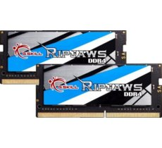 G.SKILL SO-DIMM DDR4 16GB (2x8GB) Ripjaws 2400MHz CL16 1,20V