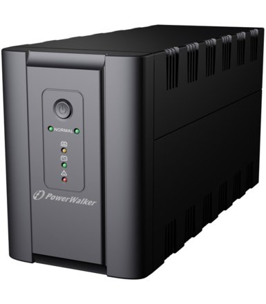 PowerWalker UPS POWER WALKER LINE-INTERACTIVE 2200VA 2X SCHUKO + 2X IEC OUT, RJ11/RJ45 IN/OUT, USB