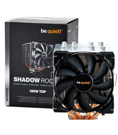 Be quiet! Cooler CPU Shadow Rock 2 BK013