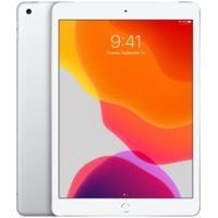 Apple iPad 10.2-inch Wi-Fi + Cellular 32GB - Silver
